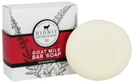 Dionis Goat Milk Skincare - Bar Soap Roseberry