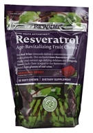 ResVitale - Resveratrol Age-Revitalizing Fruit Chews Bordeaux