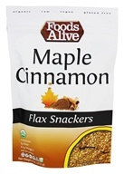 Flax Snackers