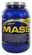 MHP - Up Your Mass Fudge Brownie -