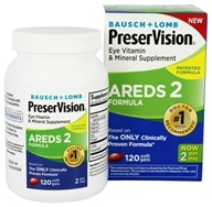 Bausch & Lomb - PreserVision Eye Vitamin AREDS