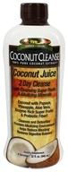 Coconut Cleanse 2 Day Coconut Juice Cleanse