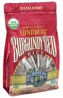 Lundberg - Organic Rice Burgundy Red - 1