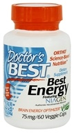 Doctor's Best - Best Energy Featuring Niagen -