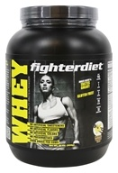 Fighter Diet - Whey Protein Vanilla - 32