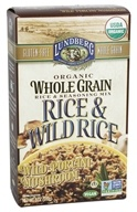 Organic Whole Grain Rice & Wild Rice