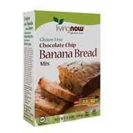 Living Now Gluten-Free Chocolate Chip Banana Bread Mix