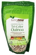 Living Now Gluten-Free Certified Organic Tri-Color Quinoa
