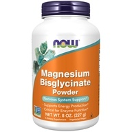 NOW Foods - Magnesium Bisglycinate - 8 oz.