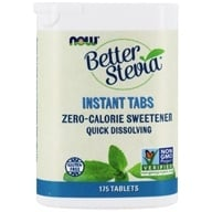 NOW Foods - Better Stevia Instant Tabs -