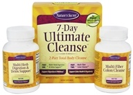 Nature's Secret - 7-Day Ultimate Cleanse - 72