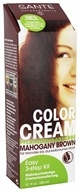 Sante - Color Cream Mahogany Brown - 5.1