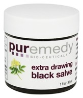 Puremedy - Extra Drawing Black Salve - 1