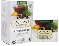 Numi Organic - Indulgent Tea Chocolate Mint -
