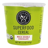 Vigilant Eats - Organic Superfood Oat-Based Cereal Maca