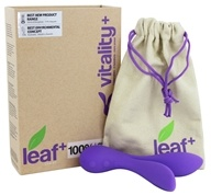 Leaf+ - Vitality+ Personal Massager Purple