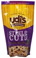 Udi's - Gluten Free Steel Cut Oats Currants,