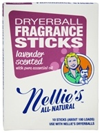 Nellie's - DryerBall Fragrance Sticks Lavender - 10