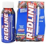 VPX - Redline RTD Fat Incinerator Triple Berry