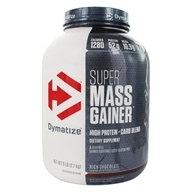 Dymatize Nutrition - Super Mass Gainer Rich Chocolate