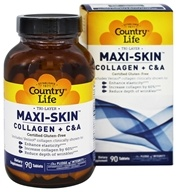 Country Life - Tri-Layer Maxi-SKin Collagen + C&A