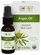 Organic Argan Oil Skin Care
