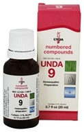 Numbered Compounds UNDA 9