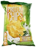 Quest Nutrition - Protein Chips Sour Cream &