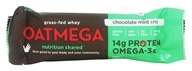 Boundless Nutrition - Oatmega Grass-Fed Whey Bar Chocolate