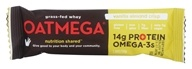 Boundless Nutrition - Oatmega Bar Vanilla Almond Crisp