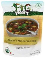 Fig Food Company - Organic Nonna's Minestrone Soup