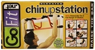 GoFit - Elevated Chin Up Station