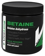 LiveLong Nutrition - Betaine Anhydrous Bulk Powder -