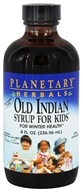Planetary Herbals - Old Indian Syrup For Kids