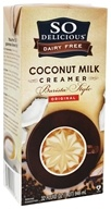 So Delicious - Dairy Free Coconut Milk Creamer