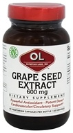 Olympian Labs - Grape Seed Extract 600 mg
