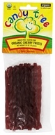 Candy Tree - Organic Twists Licorice Cherry -