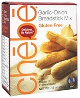 Chebe - Gluten Free Garlic-Onion Breadstick Mix -