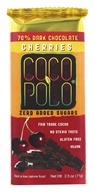 Coco Polo - 70% Dark Chocolate Vegan Bar