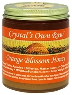 Crystal's All Natural - 100% Pure Raw Honey