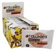 Rawxies - Cookie Banana Nut Bread - 1.5