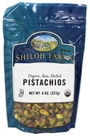 Shiloh Farms - Organic Raw Shelled Pistachios -