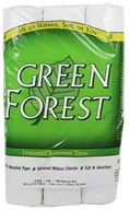 Green Forest - Bathroom Tissue 100% Recycled 2-Ply