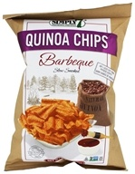 Simply 7 - Quinoa Chips Barbeque - 3.5