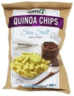 Simply 7 - Quinoa Chips Sea Salt -