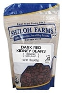 Shiloh Farms - Dark Red Kidney Beans -