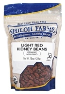 Shiloh Farms - Organic Light Red Kidney Beans