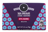 Taza Chocolate - 87% Dark Stone Ground Organic