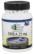 Ortho Molecular Products - DHEA 25mg - 90