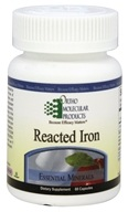 Ortho Molecular Products - Reacted Iron - 60